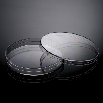 90 x 15mm Petri Dish with vented lid, Sterile, 10/Bag, 50 Bags/Case